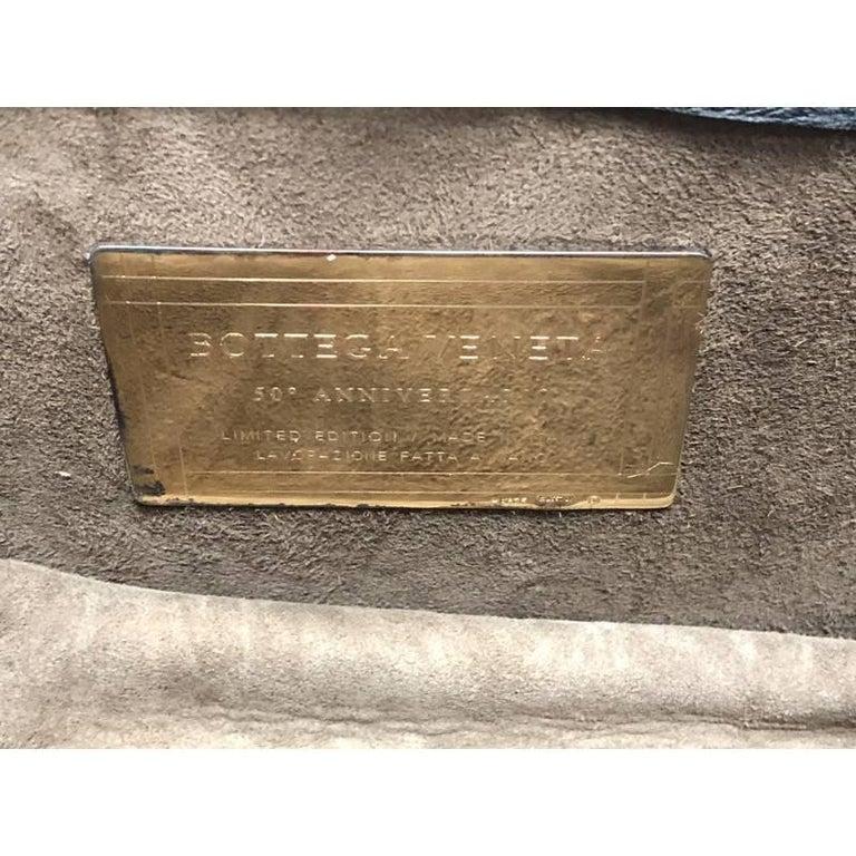 Bottega Veneta Umbria Leather with Calf Hair Small Shoulder Bag  For Sale 2