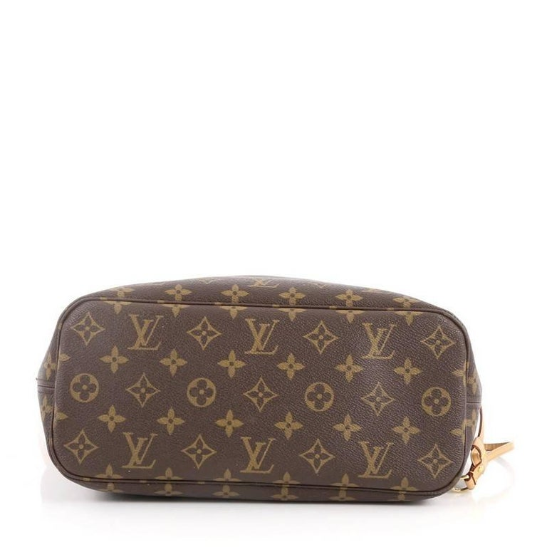 Women S Louis Vuitton Neverfull Nm Tote Monogram Canvas Pm For