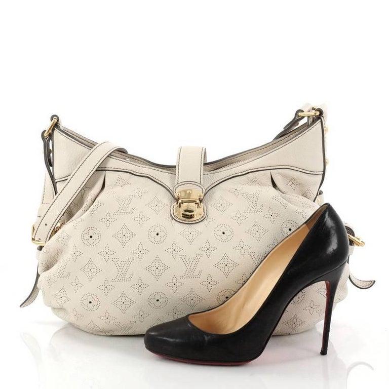 Louis Vuitton Xs Crossbody Bag Mahina Leather At 1stdibs