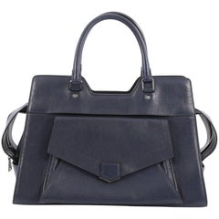 Proenza Schouler PS13 Satchel Leather Small