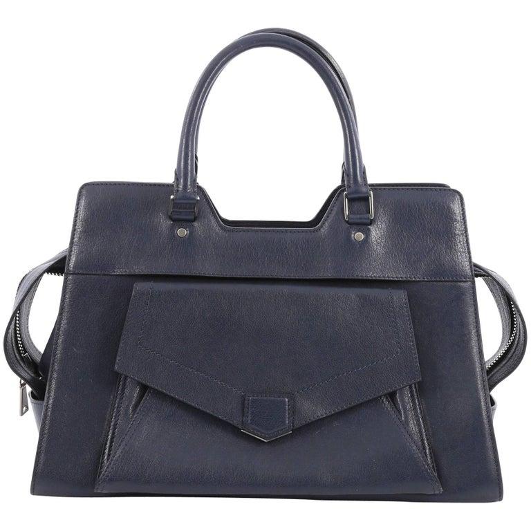 Proenza Schouler PS13 Satchel Leather Small