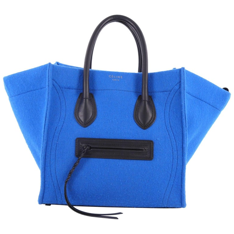 Celine Phantom Handbag Felt Medium at 1stdibs 4d16c42c68