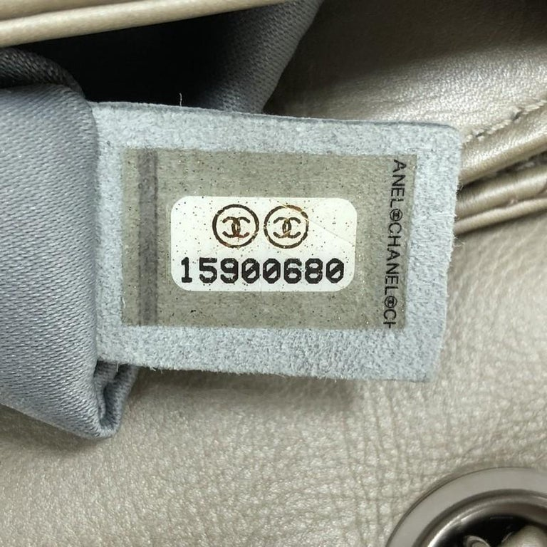 a2f9998262d6 Chanel Ultimate Stitch Flap Bag Quilted Lambskin East West For Sale 2