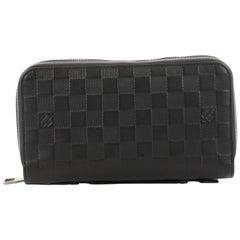 Louis Vuitton Zippy Wallet Damier Infini Leather XL