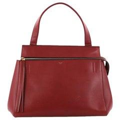 Celine Edge Bag Leather Small