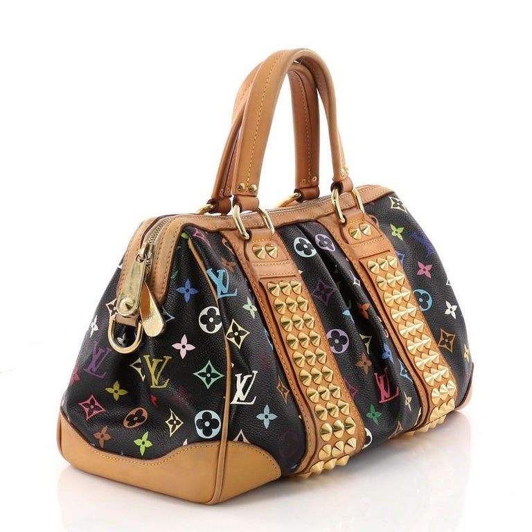 175f4c4e81a39 Louis Vuitton Courtney Bag Monogram Multicolor MM In Good Condition For Sale  In New York