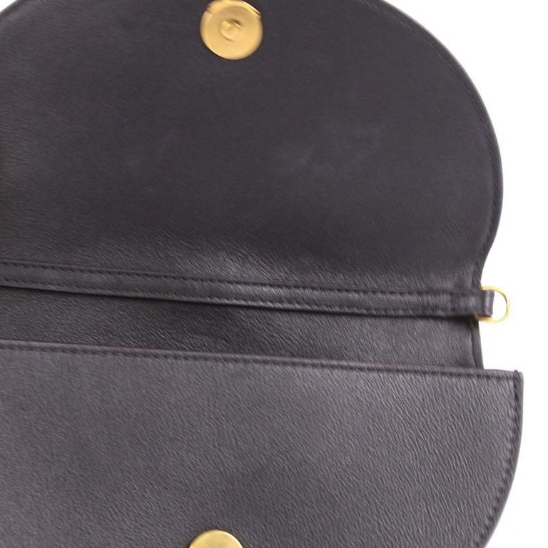 Chloe Nile Mini Leather Crossbody Bag  For Sale 1