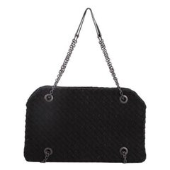 Bottega Veneta Duo bag Intrecciato Grosgrain