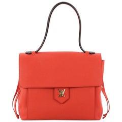 Louis Vuitton Lockme Handbag Leather PM