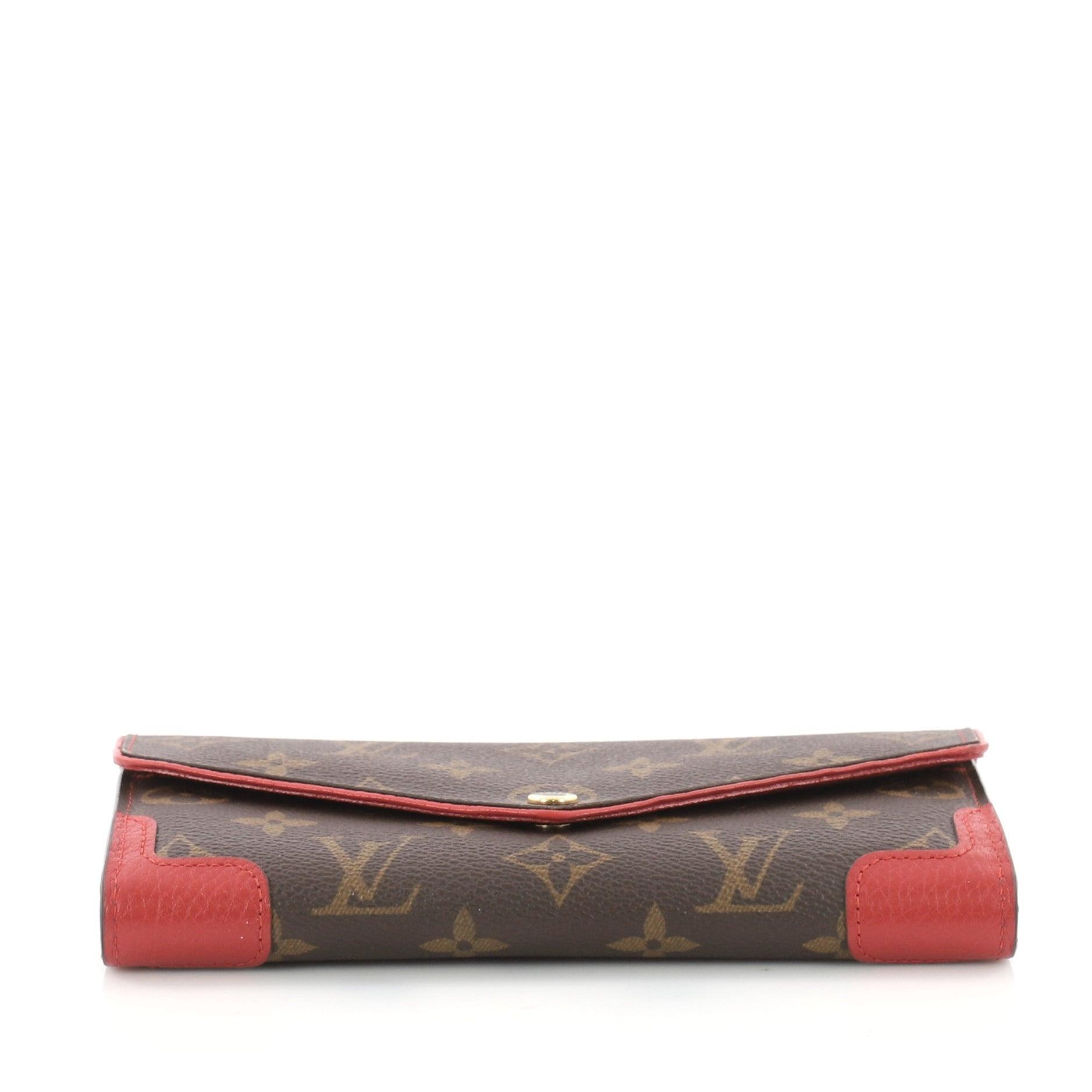 d5e90cb5485d4 Louis Vuitton Retiro Zippy Geldbörse Monogram Canvas bei 1stdibs