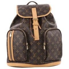 Louis Vuitton Bosphore Backpack Monogram Canvas