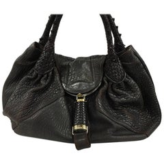 Fendi Spy Bag Leather