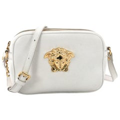 Versace Palazzo Medusa Camera Bag Leather Small