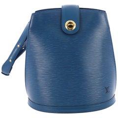 03ea2d3908ff Louis Vuitton Cluny Shoulder Bag Epi Leather
