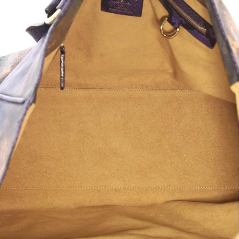 Louis Vuitton Heartbreak Jokes Handbag Monogram Canvas And Snakeskin