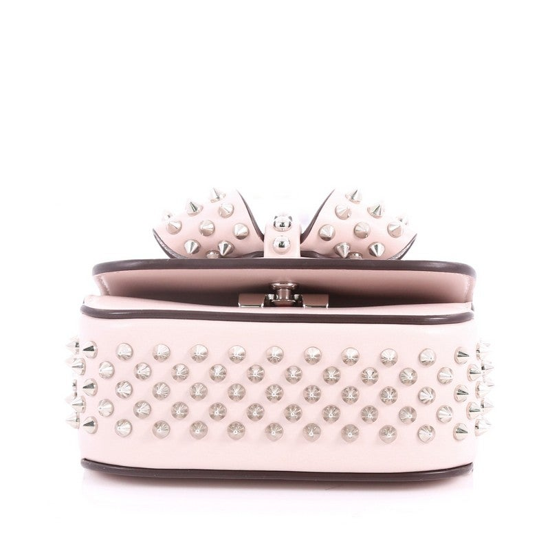 edd065a3f976 Christian Louboutin Sweet Charity Crossbody Bag Spiked Leather Baby at  1stdibs