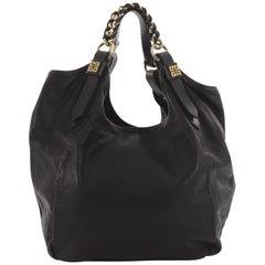 Givenchy Sacca Shoulder Bag Leather Medium