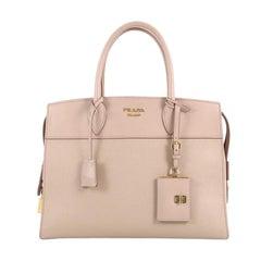 Prada Esplanade Handbag Saffiano Leather Medium