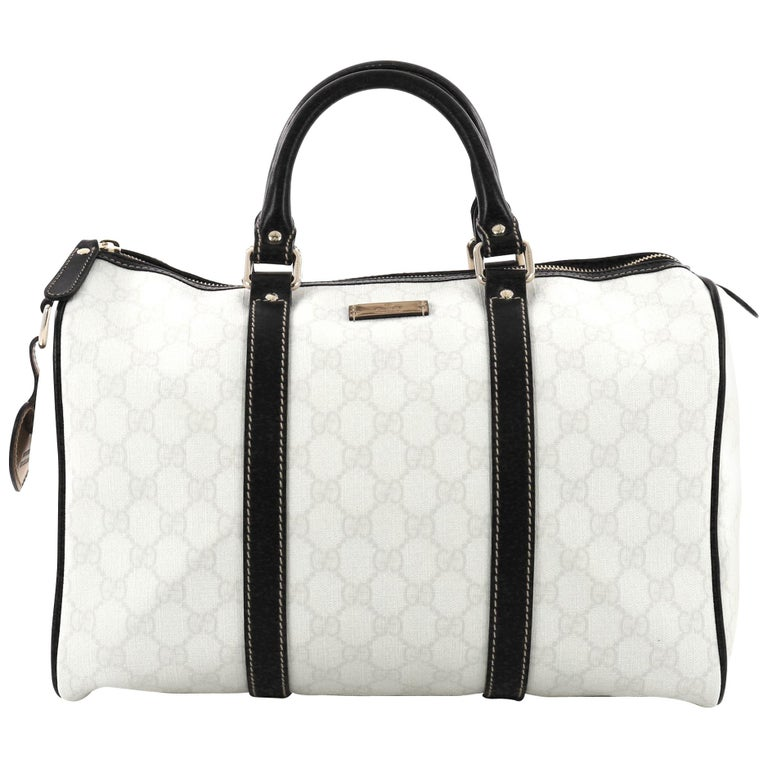 250936a8c97 Gucci Joy Boston Bag GG Canvas Medium at 1stdibs