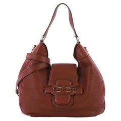 Gucci Dressage Hobo Leather