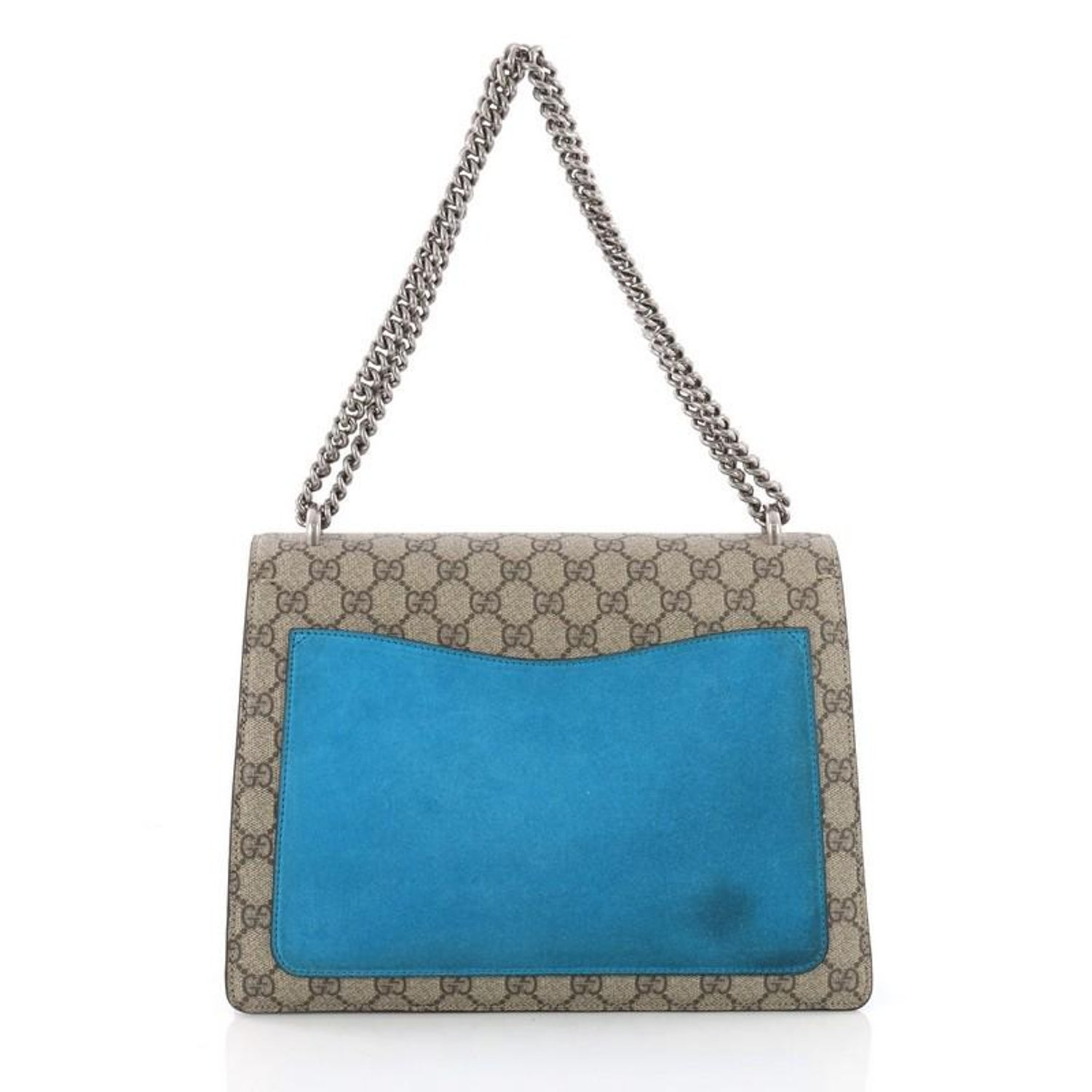 8e4e984d703 Gucci Dionysus Handbag GG Coated Canvas Medium at 1stdibs