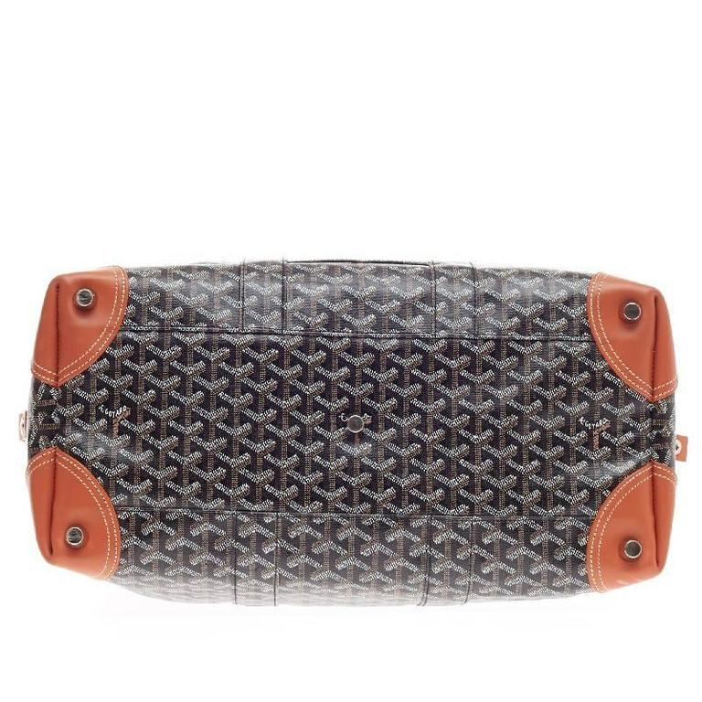 Goyard Boeing Travel Bag Canvas 45 at 1stdibs