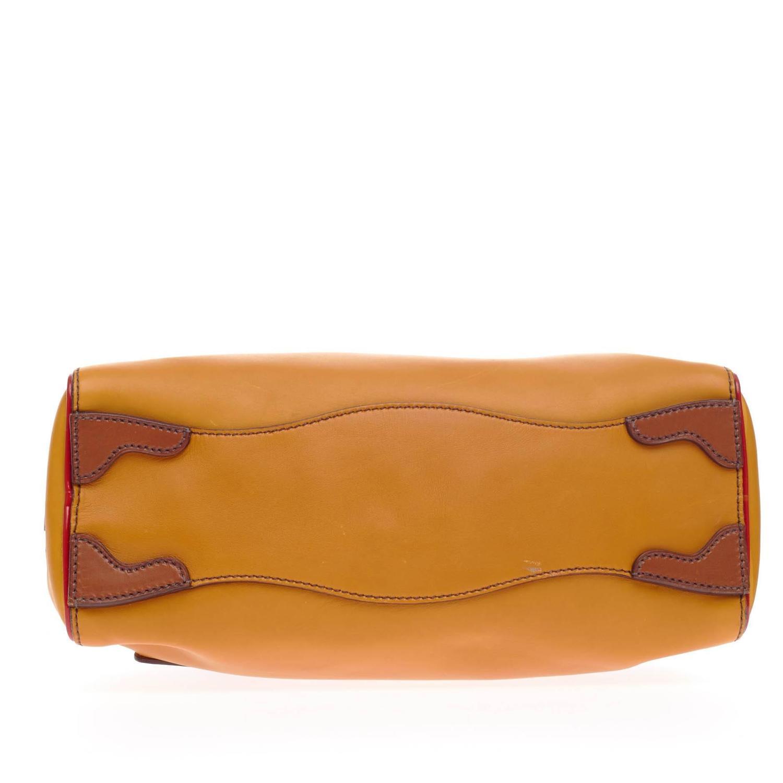 Prada Bauletto Vitello Leather Small at 1stdibs