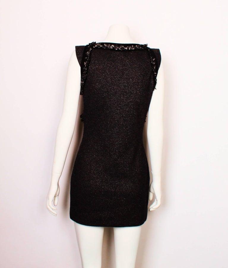 5fac1d1500e4 Chanel Body Con Mini Dress For Sale at 1stdibs