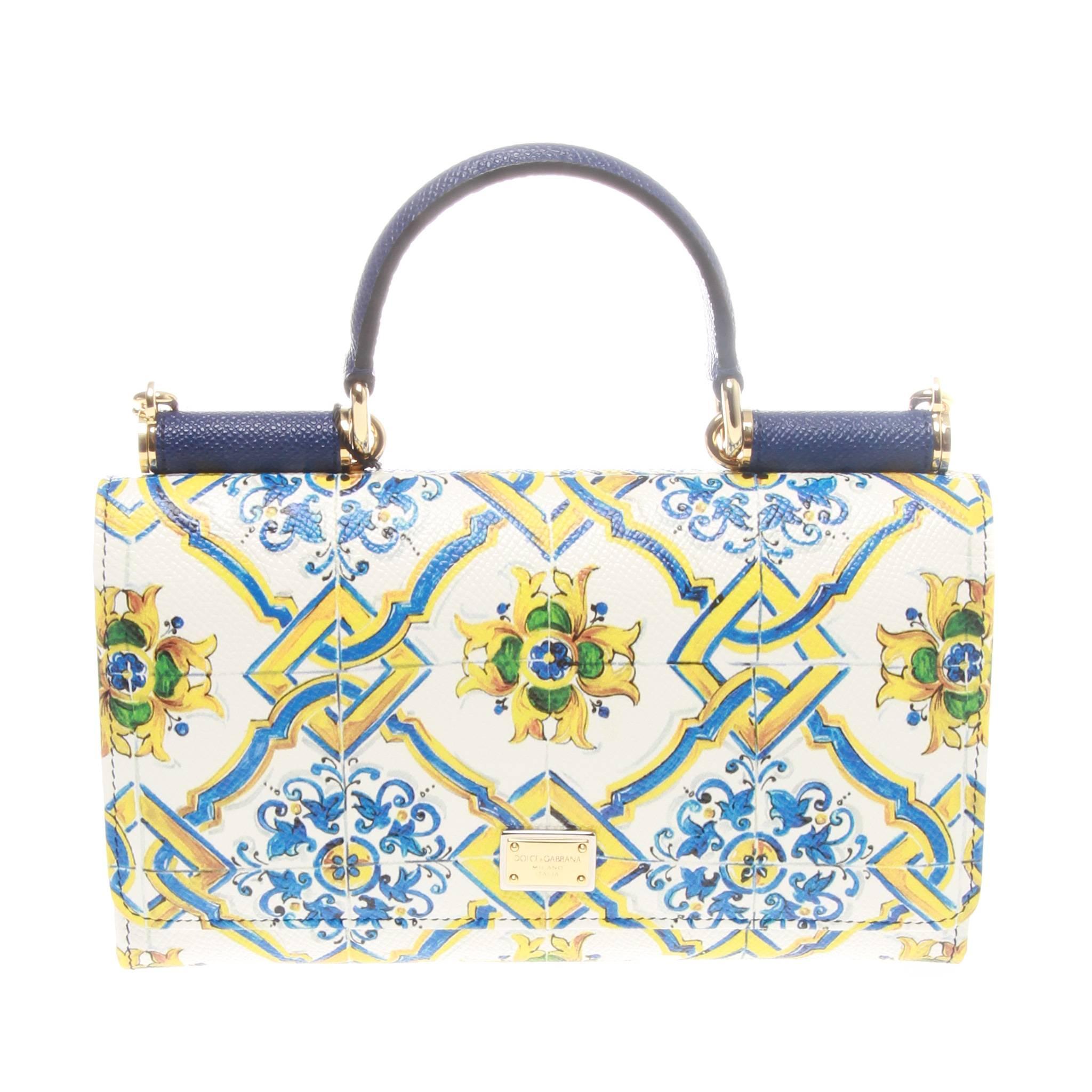 291a01d85b Dolce and Gabbana Mini  Von  Crossbody Bag Wallet at 1stdibs