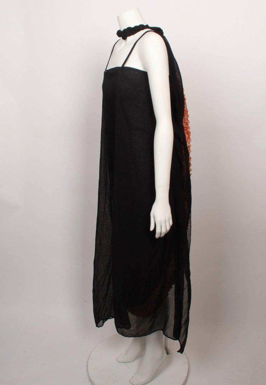 Women's or Men's Yohji Yamamoto Origami Dress For Sale