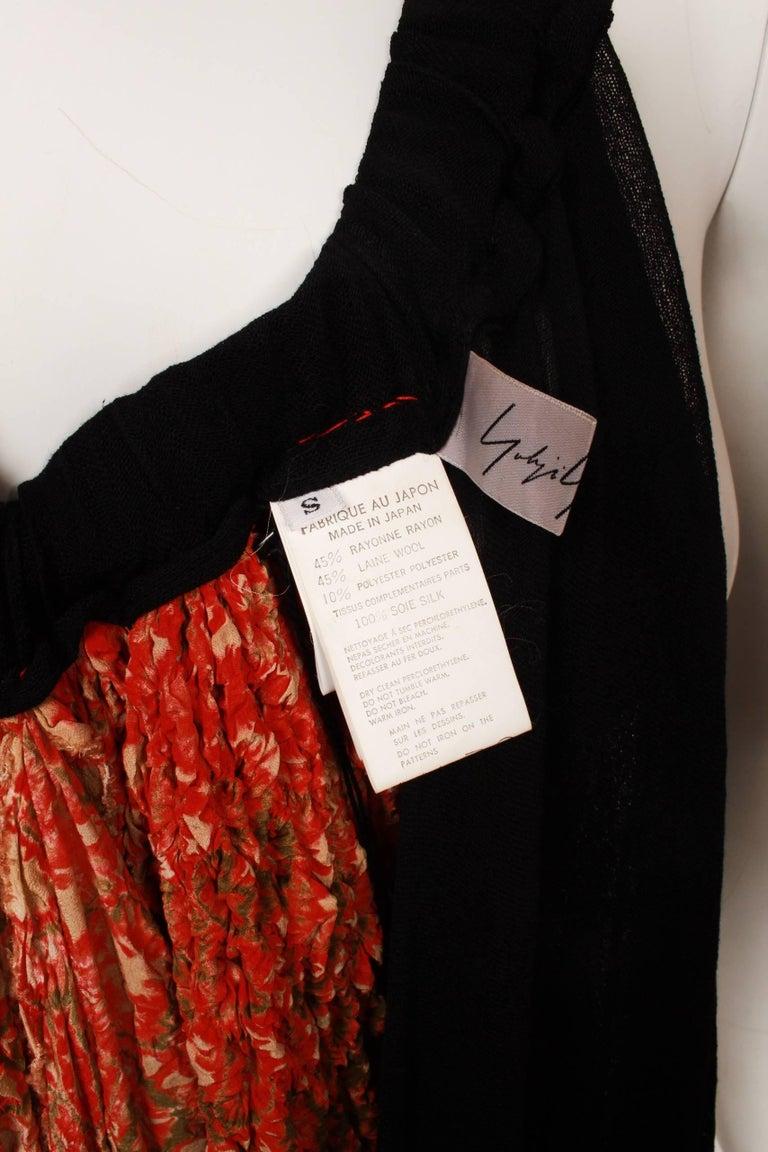 Yohji Yamamoto Origami Dress For Sale 1