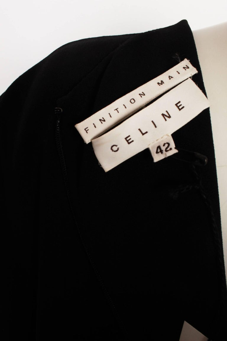 Celine Fenition Main Shell Dress At 1stdibs