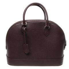 Louis Vuitton Alma PM Taurillon Bag