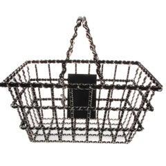 Chanel RTW Fall 2014 Shopping Basket