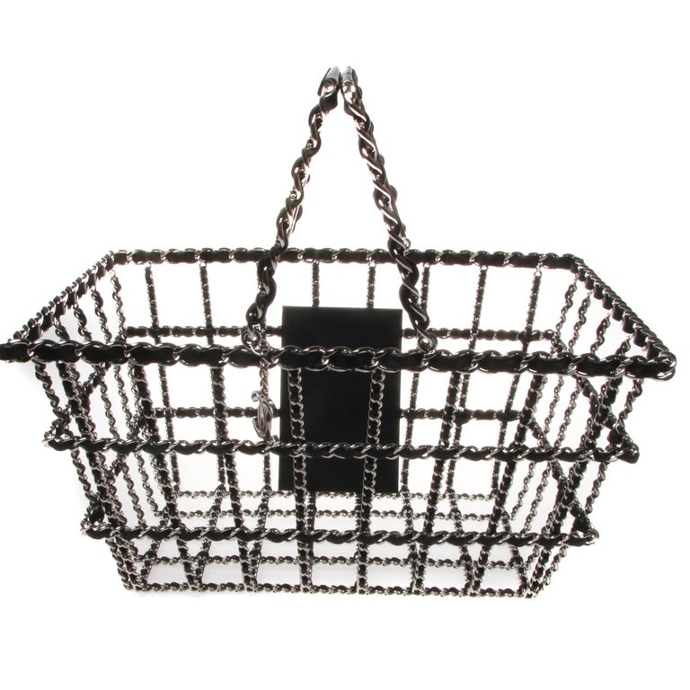 Chanel RTW Fall 2014 Shopping Basket