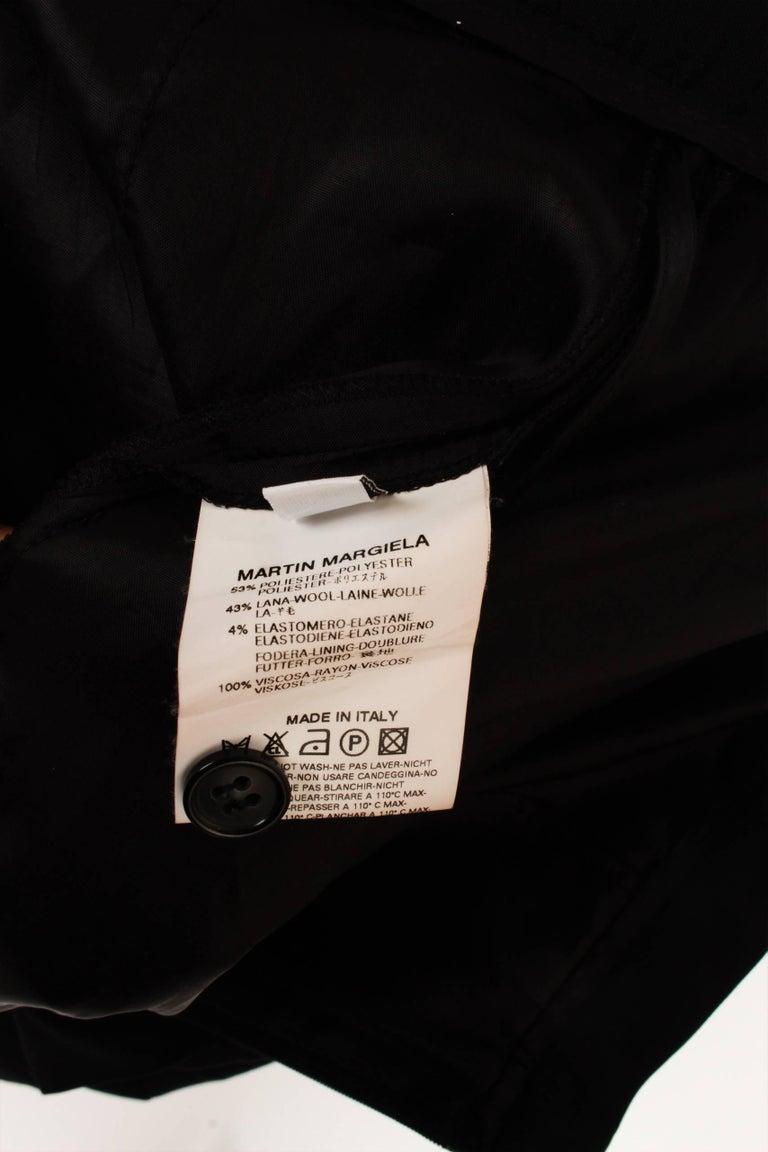 Martin Margiela Pleated Deconstructed Skirt For Sale 1