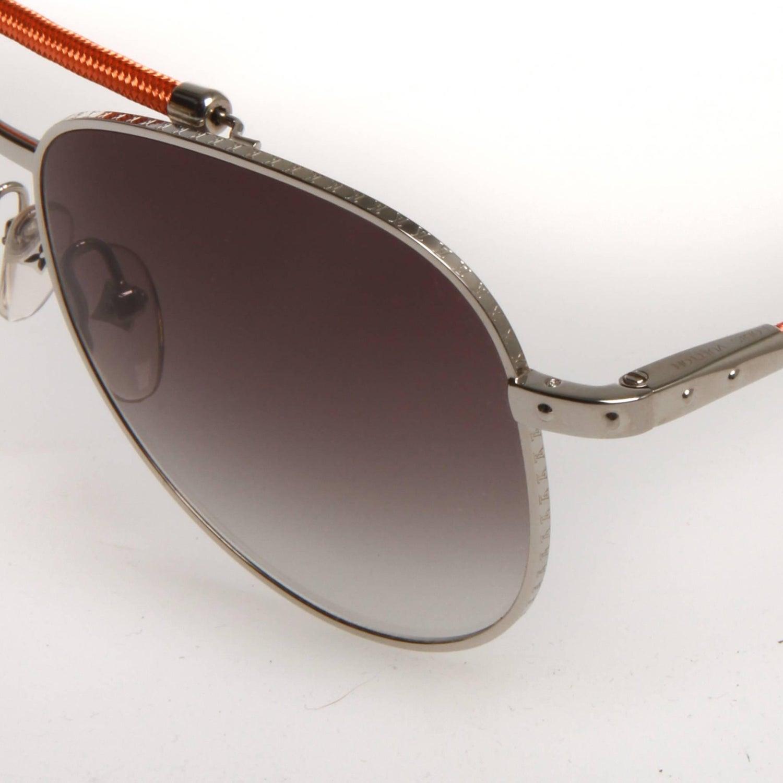 2e556b1949 Louis Vuitton Conspiration Pilote Aviator Sunglasses at 1stdibs