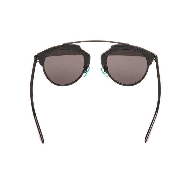 47ce24c07fa Women s or Men s Christian Dior So Real Sunglasses For Sale