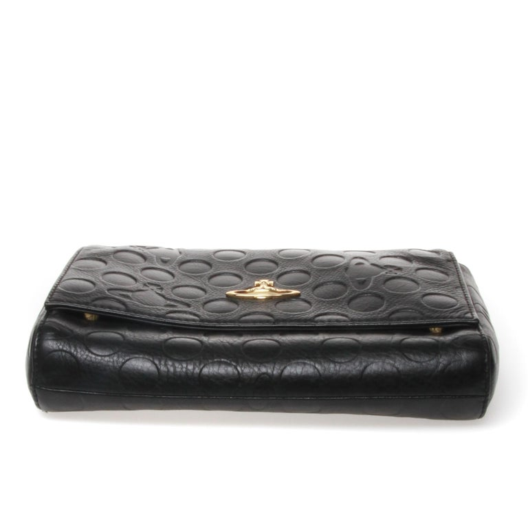 Vivienne Westwood clutch In Excellent Condition For Sale In Melbourne, Victoria