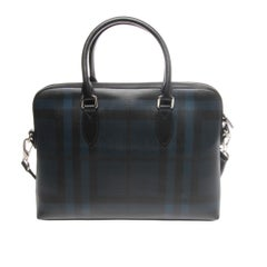Burberry London Check Collection Barrow Simple Briefcase