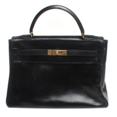 Hermes Kelly 1969 Black
