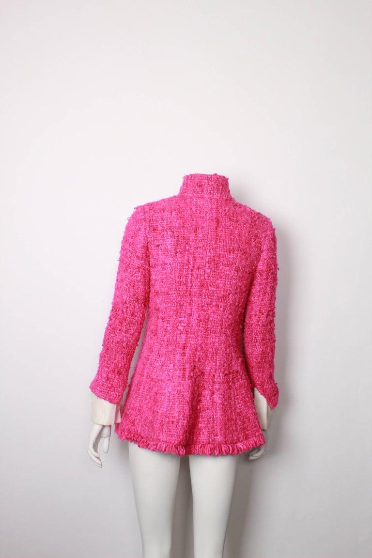Chanel Maharaja Tweed Jacket, 2012  For Sale 1