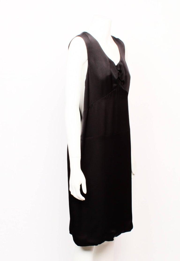 Women's Chanel Little Black Dress For Sale