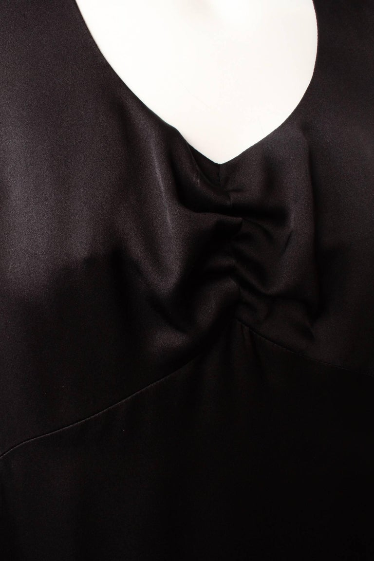Chanel Little Black Dress For Sale 1