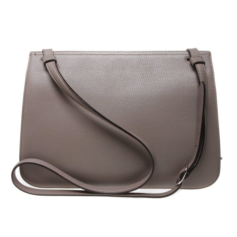 Gray Grey Gucci Bamboo Daily For Sale