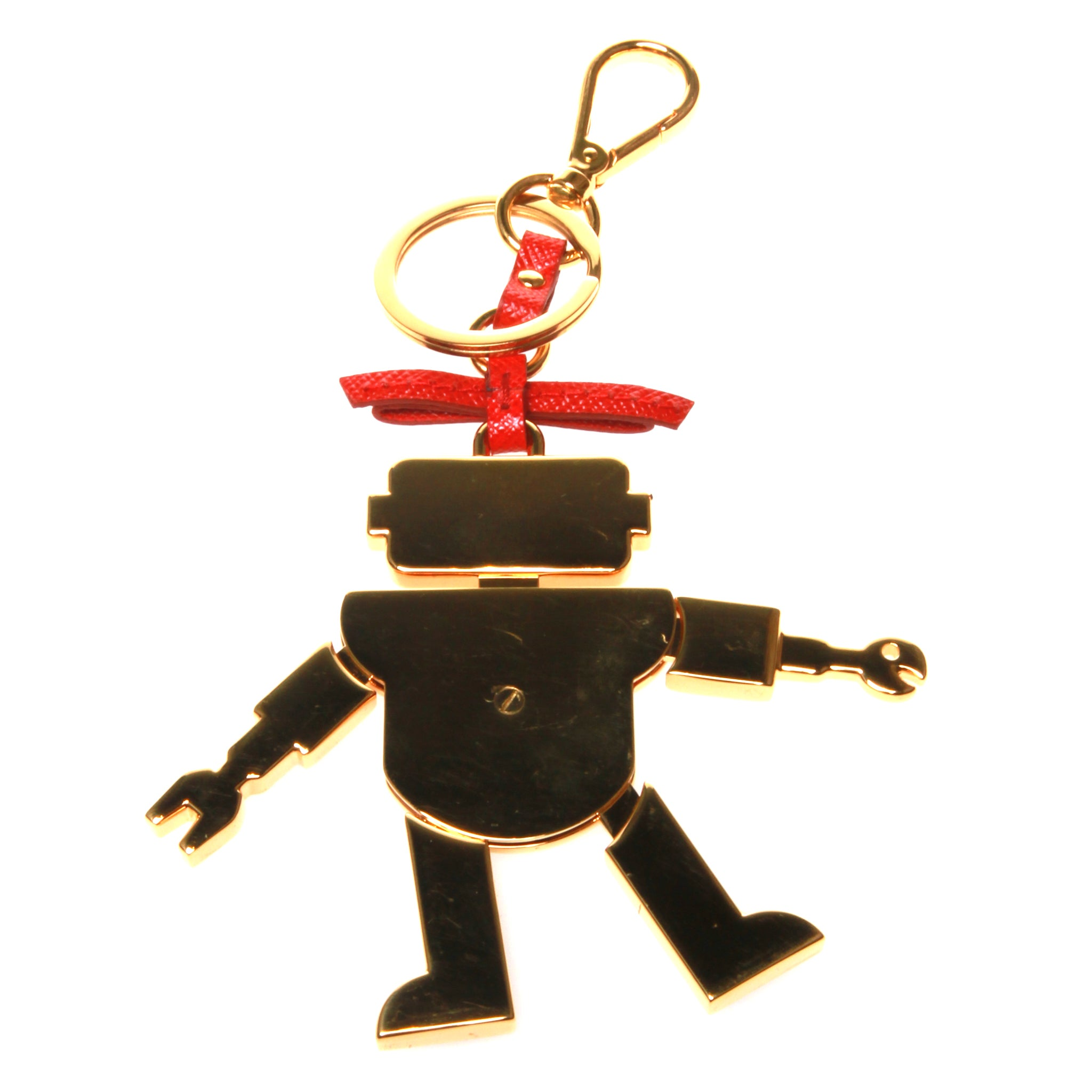 16953da5f1a114 Prada Robot Keyring For Sale at 1stdibs