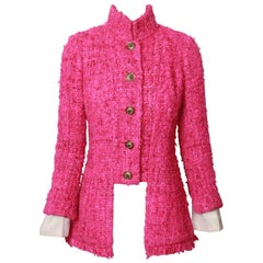 Chanel Maharaja Tweed Jacket, 2012 Collection