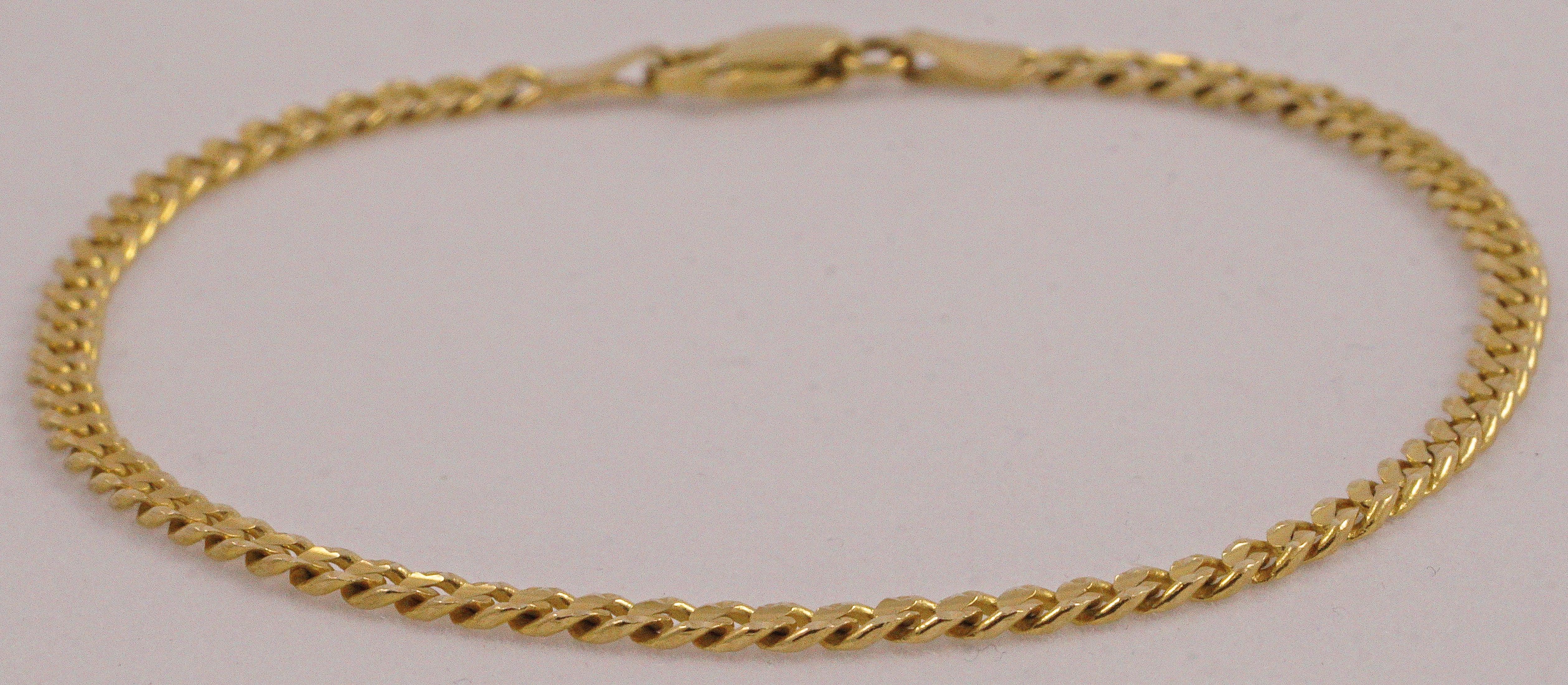 2019 Fashion Sterling Silver Fancy Link 7.5in Bracelet Size 7.5 Jade White Fine Bracelets