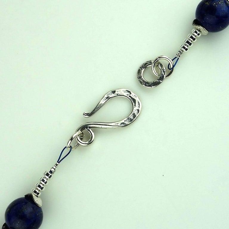 Women's Lapis Lazuli Necklace For Sale