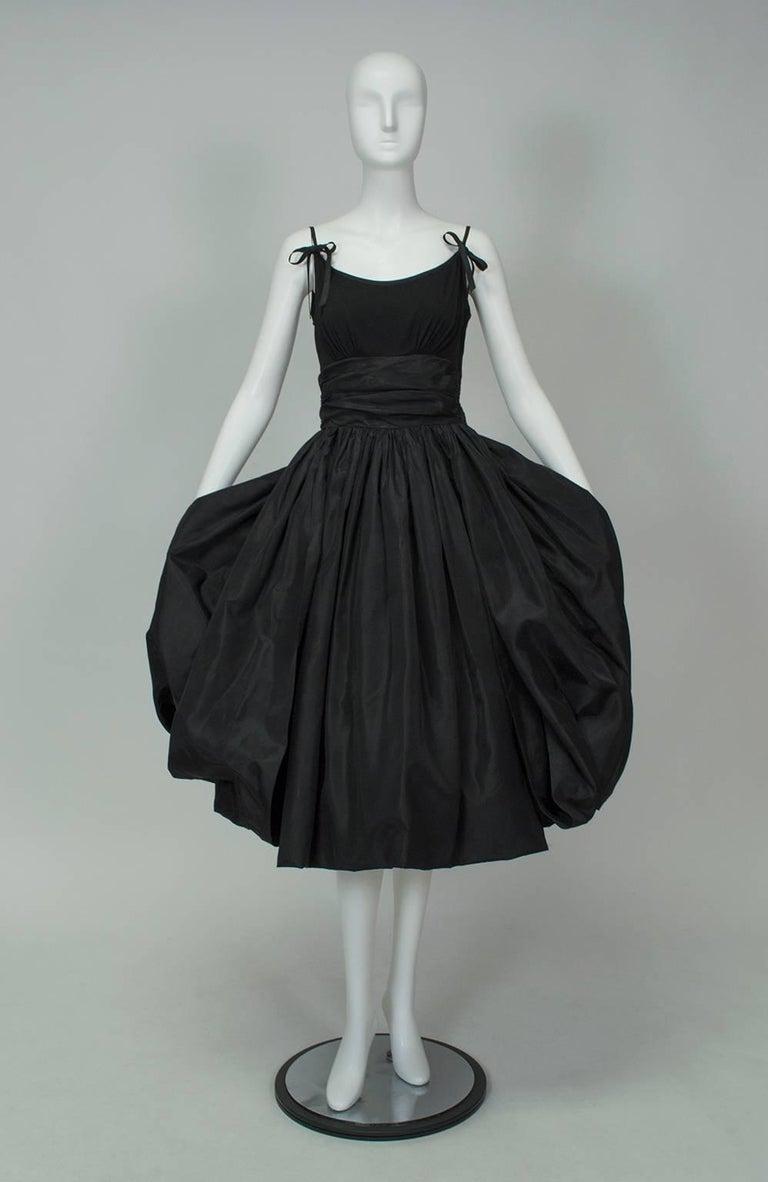 Remember Audrey Hepburn's iconic black dinner dress in